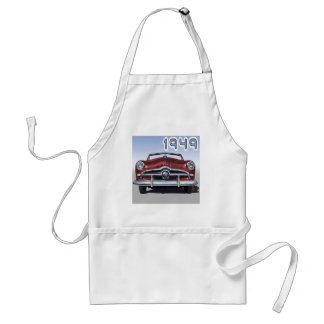 The 1949 Convertible Adult Apron