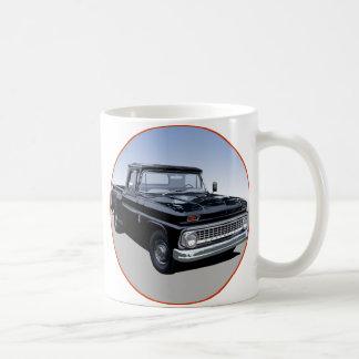 The 1963 Stepside Classic White Coffee Mug