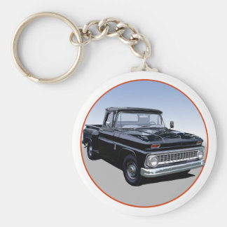 The 1963 Stepside Keychain