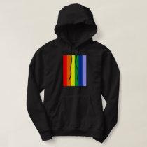 the 1975 Rainbow loving hoodie