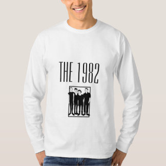 """ The 1982"" Band Shirt"