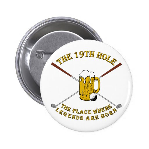 The 19th Hole Pin
