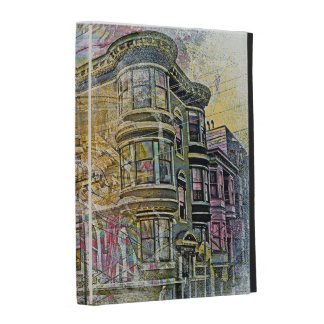 The 19th Street Victorian s magical lights iPad Folio Cases
