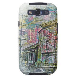 The 19th Street Victorian s magical lights Galaxy S3 Cases