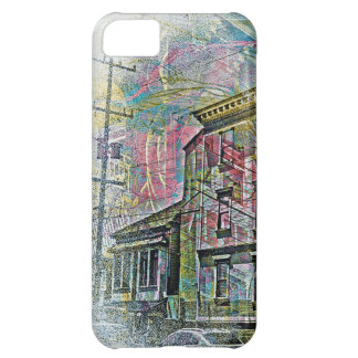 The 19th Street Victorian s magical lights Cover For iPhone 5C