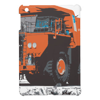 The #1 Hugely Giant Truck iPad Mini Cover