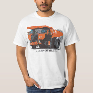 The #1 Hugely Giant Truck T-Shirt