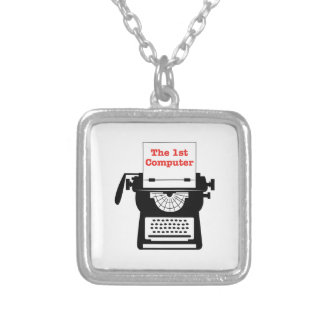 The 1st Computer Pendant