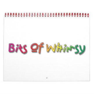 The 2011 Bits Of Whimsy Calendar!
