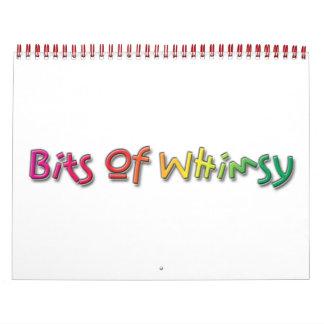 The 2011 Bits Of Whimsy Calendar! Calendar