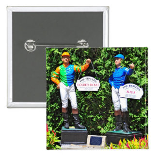 THE 2012 TRAVERS DEAD HEAT BUTTON