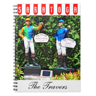 THE 2012 TRAVERS DEAD HEAT NOTEBOOK