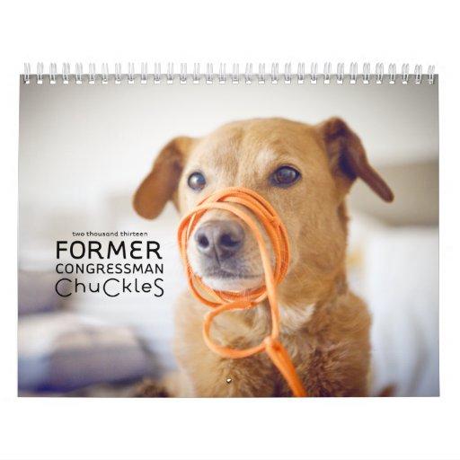 The 2013 Chuck Calendar