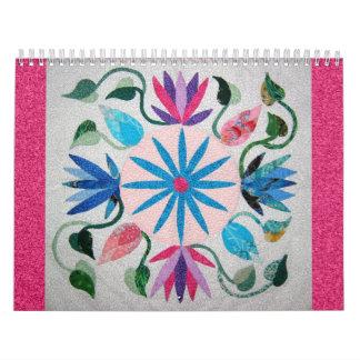 The 2013 Whimsy Quilt Calendar!