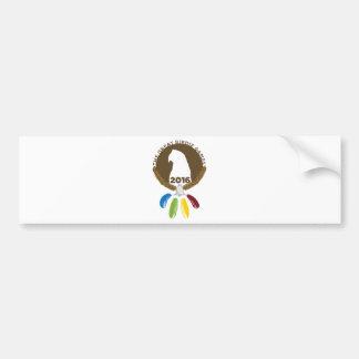 The 2016 Great Birdie Games! Bumper Sticker
