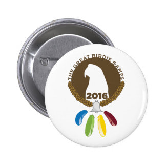 The 2016 Great Birdie Games! Pin