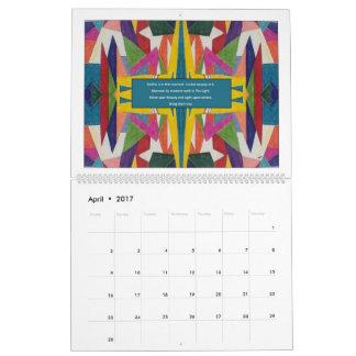 The 2017 Suzan J. Collection Calander Calendar
