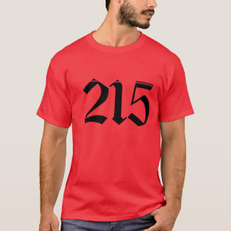 The 215 T-Shirt