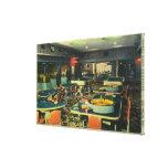 The 21 Club Casino, Hotel Last Frontier Gallery Wrap Canvas