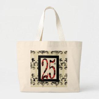 The 25 Design Jumbo Tote Bag