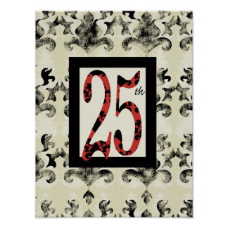The 25 Design Poster