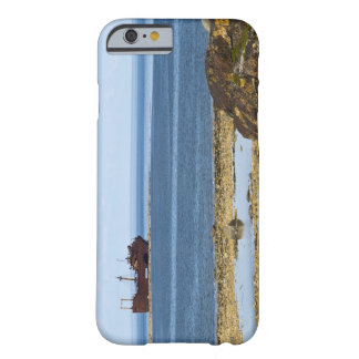 The 260 foot (80-metre) long wreck of the MV Barely There iPhone 6 Case
