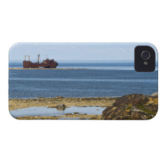 The 260 foot (80-metre) long wreck of the MV iPhone 4 Cover