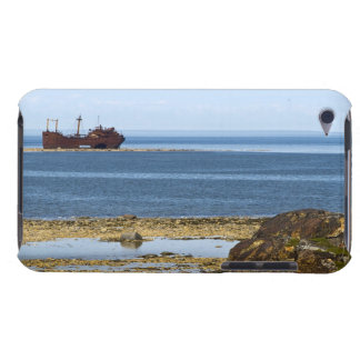 The 260 foot (80-metre) long wreck of the MV iPod Case-Mate Case