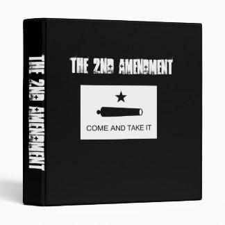 The 2nd Amendment  Binder