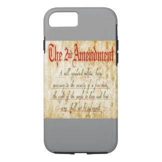 the 2nd amendment iPhone 8/7 case