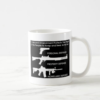 The 2nd Amendment Protects... Coffee Mugs