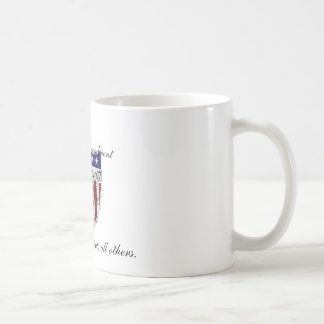 The 2nd Amendment, secures and protec... Coffee Mug