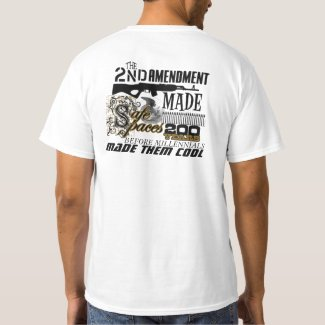The 2nd amendment: the real origin of safe spaces T-Shirt