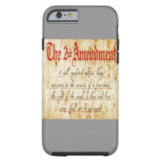 the 2nd amendment tough iPhone 6 case