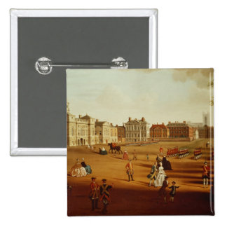 The 2nd Footguards  on Parade at Horse Guards' Pinback Button