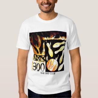 THE 300 CLUB BOWLING SHIRT by Teo Alfonso