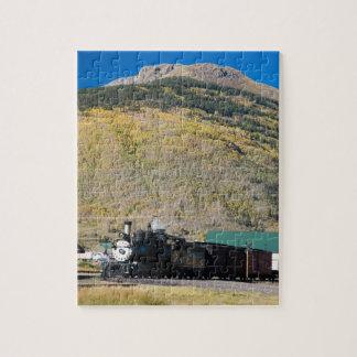 The 315 in Silverton, Colorado Jigsaw Puzzle