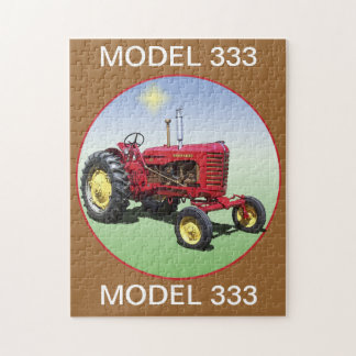The 333 jigsaw puzzle