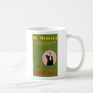 The 39 Steps Advertising Poster for Mr Memory Mug