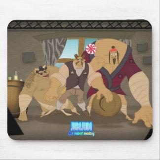 The 3 Bandito's Mouse Pad
