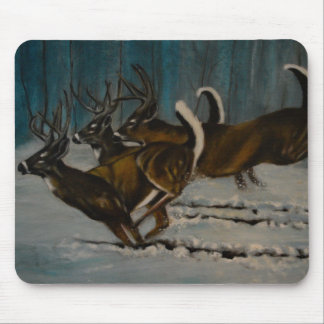 The 3 Deers Mouse Pad