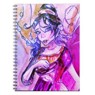 The 3 fates notebook