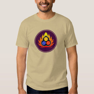 The 3 Jewels - Taoism / Tao Te Ching / Lao Tzu Tee Shirts