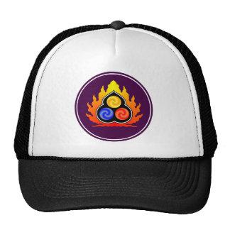 The 3 Jewels - Taoism / Tao Te Ching / Lao Tzu Trucker Hat