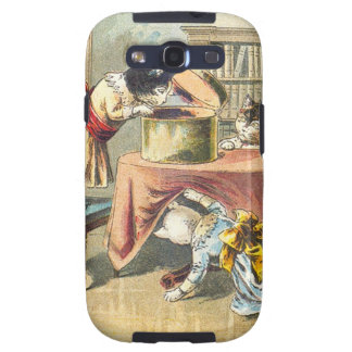 The 3 Little Kittens: Searching for the Mittens Samsung Galaxy S3 Case