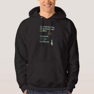 The 3 Real Branches Of The Government Hoodie