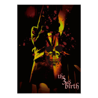 the 3rd birth product girl poster