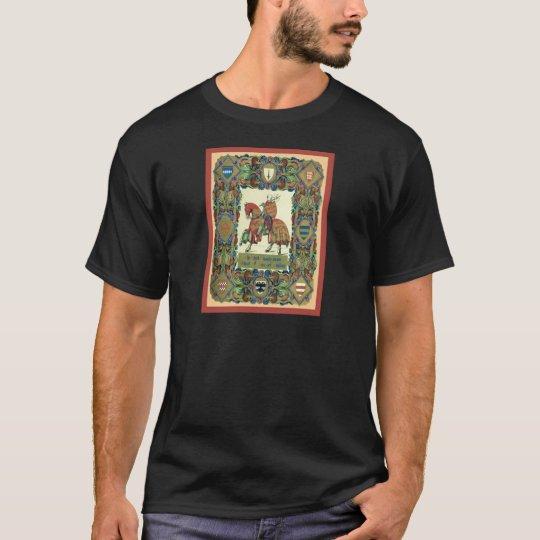 The 3rd Crusade Under Richard 1st of England T-Shirt