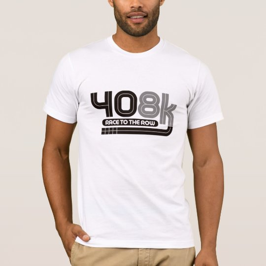 The 408k Klassic T-Shirt
