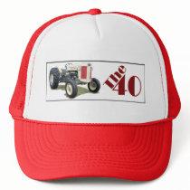 The 40 trucker hat